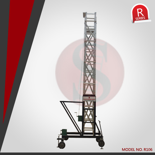 Aluminum Fixed Tower Extension Ladder