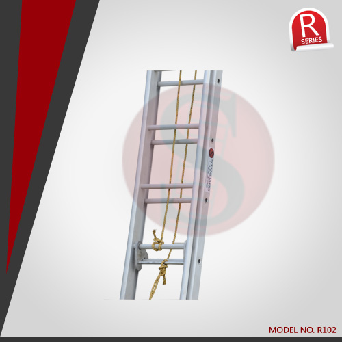 Wall Supported Extenable Ladders
